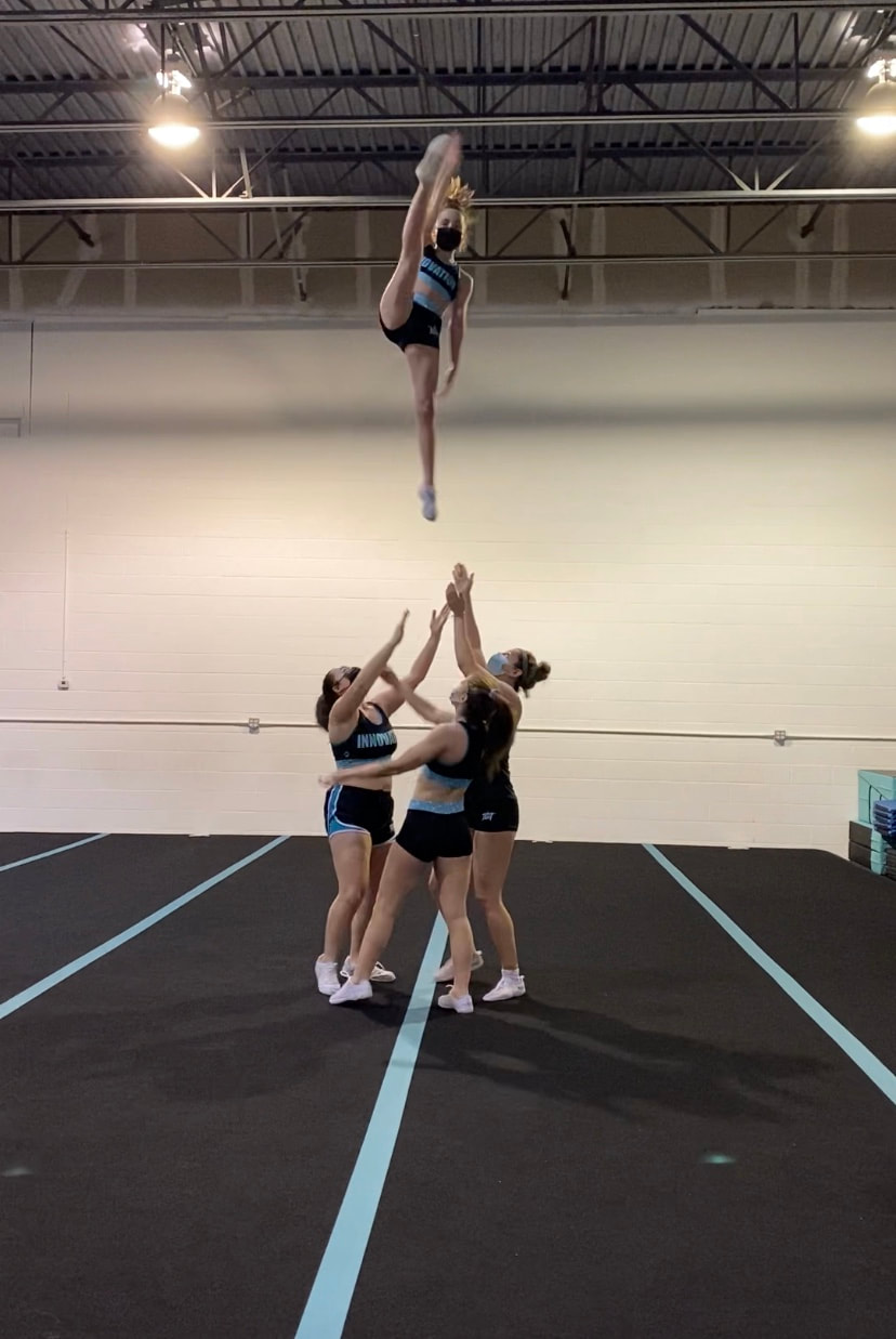 cheerleading tumbling classes, west chester, pa